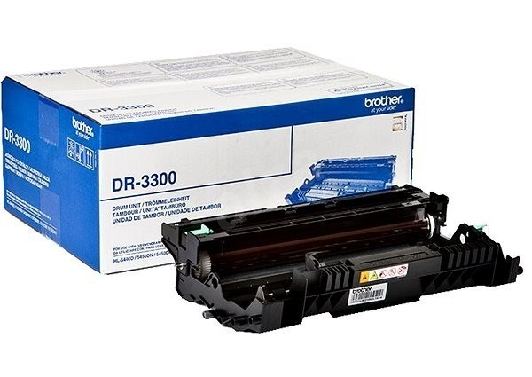 TONER ORIGINÁL BROTHER DRUM DR3300,  (30K)