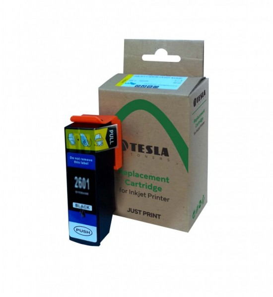INKJET  TESLA BROTHER LC123, 10 ml, červená